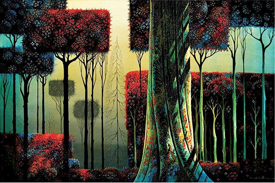 ancient-forest-oil-on-masonite-1989-24-x-36