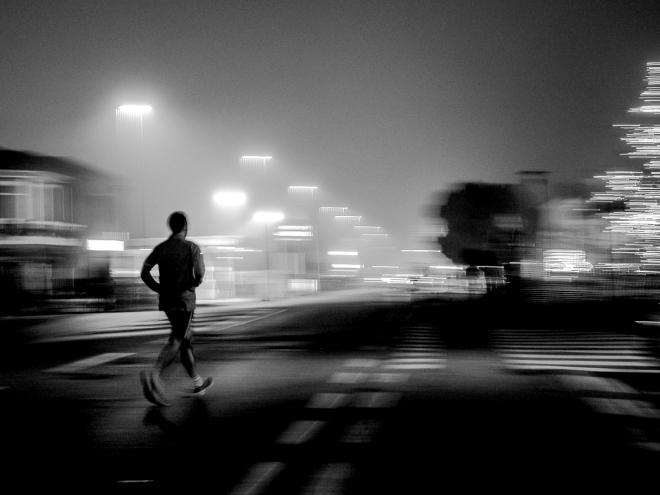 2019 Bright Night Run + Ironman – Allysha Webber